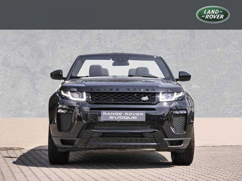 Land rover Range Rover Evoque Cabriolet Si4 240 HSE Dynamic Noir occasion à Beaupuy - photo n°9