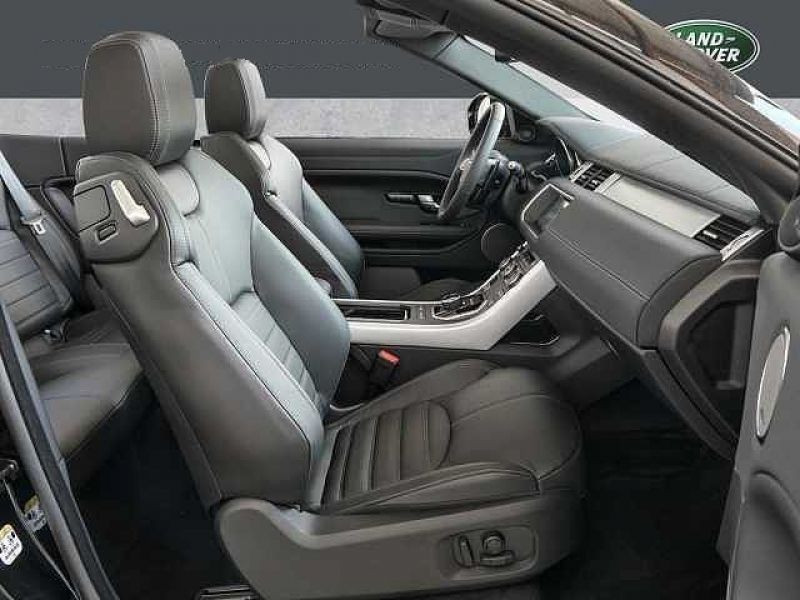 Land rover Range Rover Evoque Cabriolet Si4 240 HSE Dynamic Noir occasion à Beaupuy - photo n°4