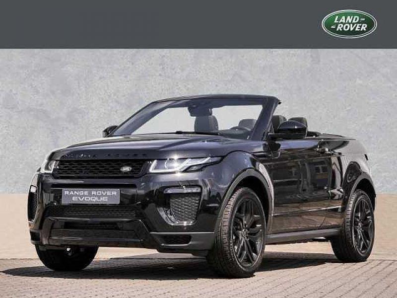Land rover Range Rover Evoque Cabriolet Si4 240 HSE Dynamic Noir occasion à Beaupuy