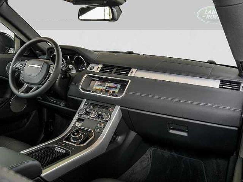 Land rover Range Rover Evoque Cabriolet Si4 240 HSE Dynamic Noir occasion à Beaupuy - photo n°2