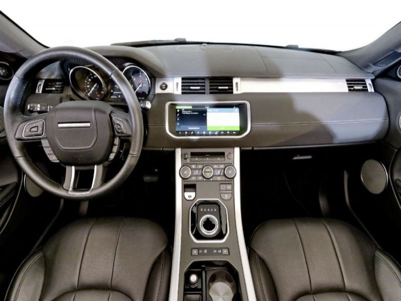 Land rover Range Rover Evoque Cabriolet TD4 150 SE Dynamic Blanc occasion à Beaupuy - photo n°2