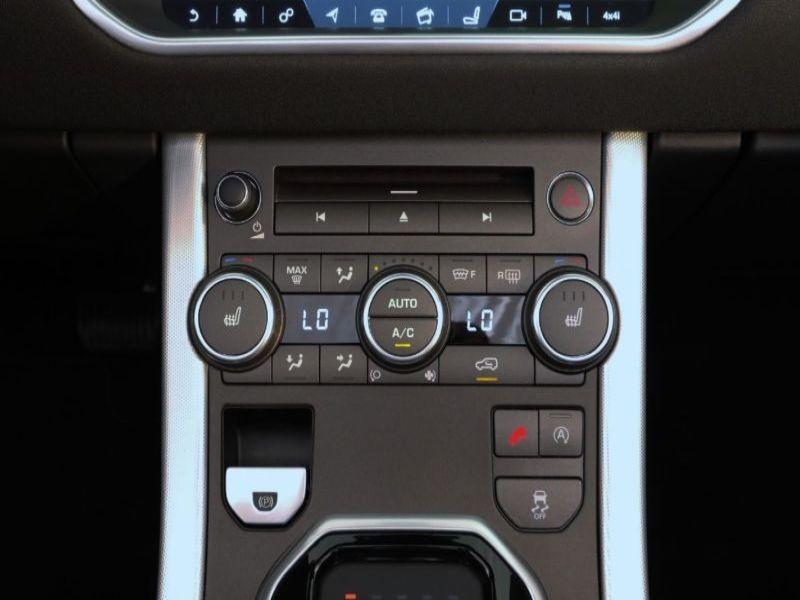 Land rover Range Rover Evoque Cabriolet TD4 150 SE Dynamic Blanc occasion à Beaupuy - photo n°8