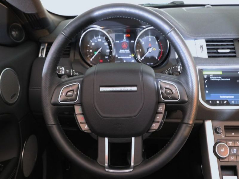 Land rover Range Rover Evoque Cabriolet TD4 150 SE Dynamic Blanc occasion à Beaupuy - photo n°6
