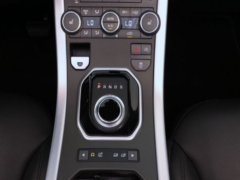 Land rover Range Rover Evoque Cabriolet TD4 150 SE Dynamic Blanc occasion à Beaupuy - photo n°9