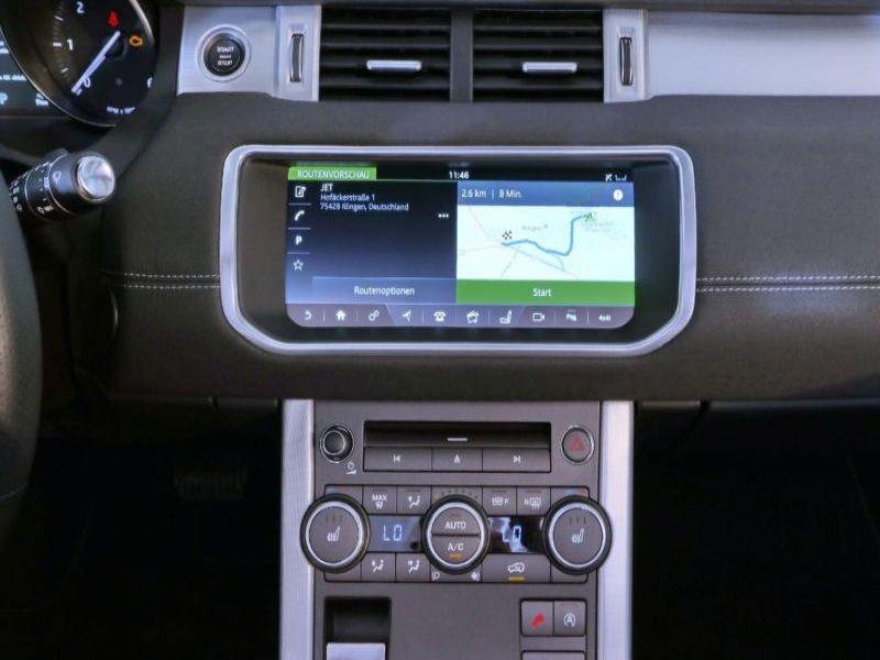 Land rover Range Rover Evoque Cabriolet TD4 150 SE Dynamic Blanc occasion à Beaupuy - photo n°7