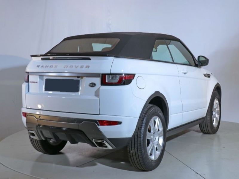 Land rover Range Rover Evoque Cabriolet TD4 150 SE Dynamic Blanc occasion à Beaupuy - photo n°3