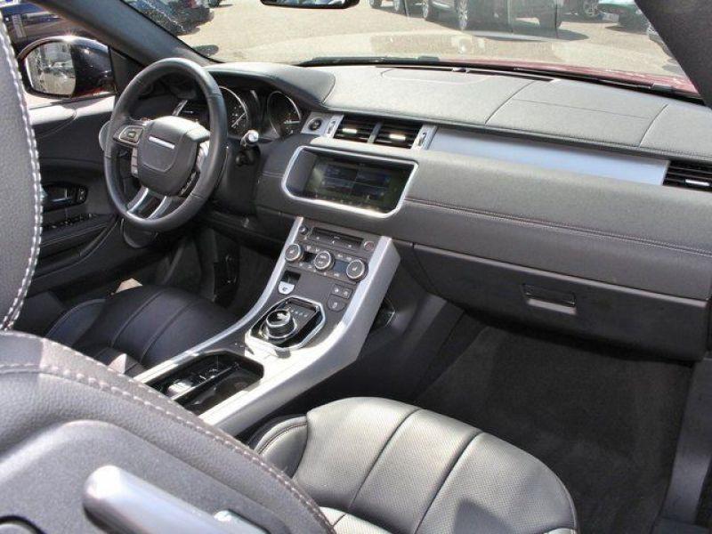 Land rover Range Rover Evoque Cabriolet TD4 150 SE Dynamic Rouge occasion à Beaupuy - photo n°2