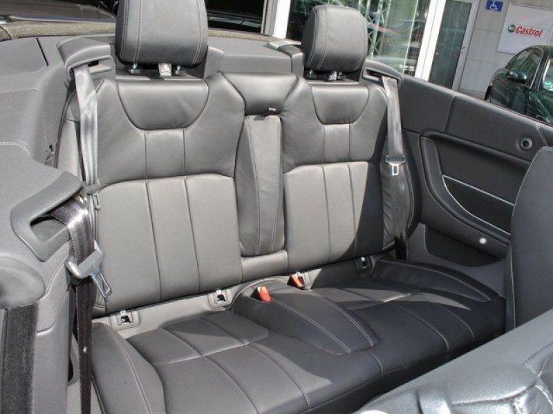 Land rover Range Rover Evoque Cabriolet TD4 150 SE Dynamic Rouge occasion à Beaupuy - photo n°5