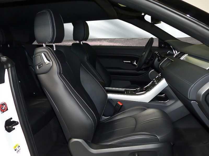 Land rover Range Rover Evoque Cabriolet TD4 180 SE Dynamic Blanc occasion à Beaupuy - photo n°4