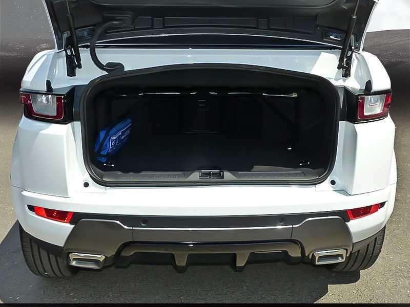 Land rover Range Rover Evoque Cabriolet TD4 180 SE Dynamic Blanc occasion à Beaupuy - photo n°7