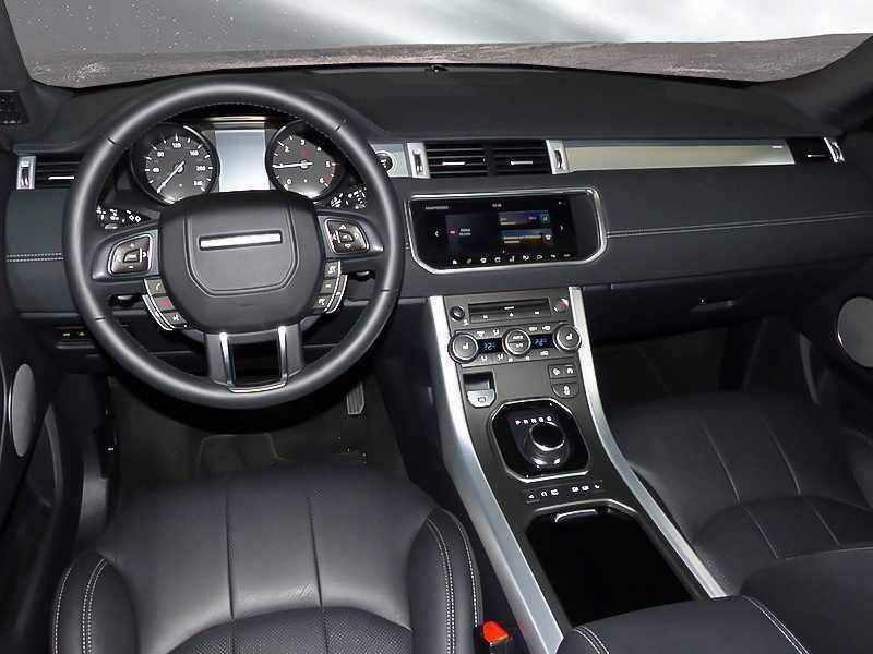 Land rover Range Rover Evoque Cabriolet TD4 180 SE Dynamic Blanc occasion à Beaupuy - photo n°2