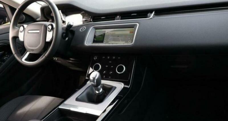Land rover Range Rover Evoque Carte Grise et livraison à domicile offert !!! Argent occasion à Mudaison - photo n°5