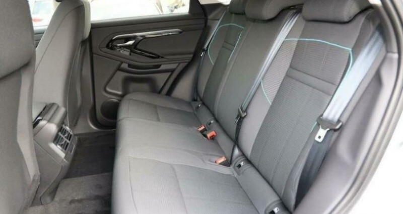 Land rover Range Rover Evoque Carte Grise et livraison à domicile offert !!! Argent occasion à Mudaison - photo n°4