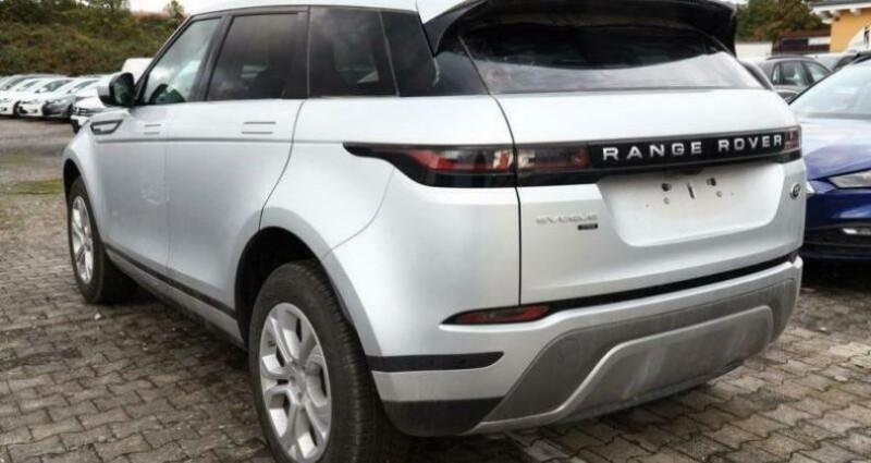 Land rover Range Rover Evoque Carte Grise et livraison à domicile offert !!! Argent occasion à Mudaison - photo n°2