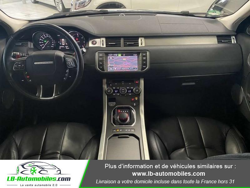 Land rover Range Rover Evoque D150 AWD BVA9 Noir occasion à Beaupuy - photo n°2