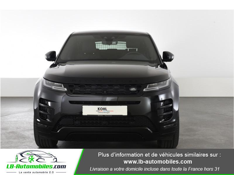Land rover Range Rover Evoque D150 AWD BVA9 Noir occasion à Beaupuy - photo n°14