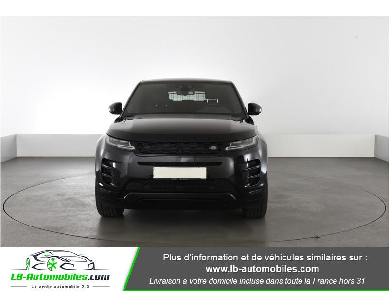 Land rover Range Rover Evoque D150 AWD BVA9 Noir occasion à Beaupuy - photo n°8