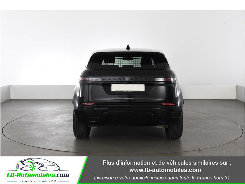 Land rover Range Rover Evoque D150 AWD BVA9 Noir occasion à Beaupuy - photo n°13