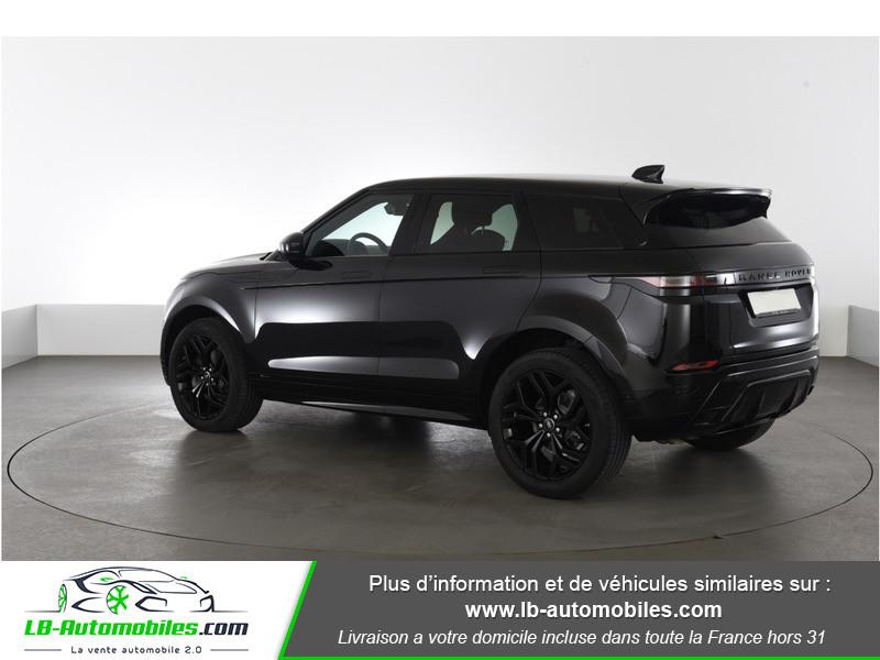 Land rover Range Rover Evoque D150 AWD BVA9 Noir occasion à Beaupuy - photo n°12