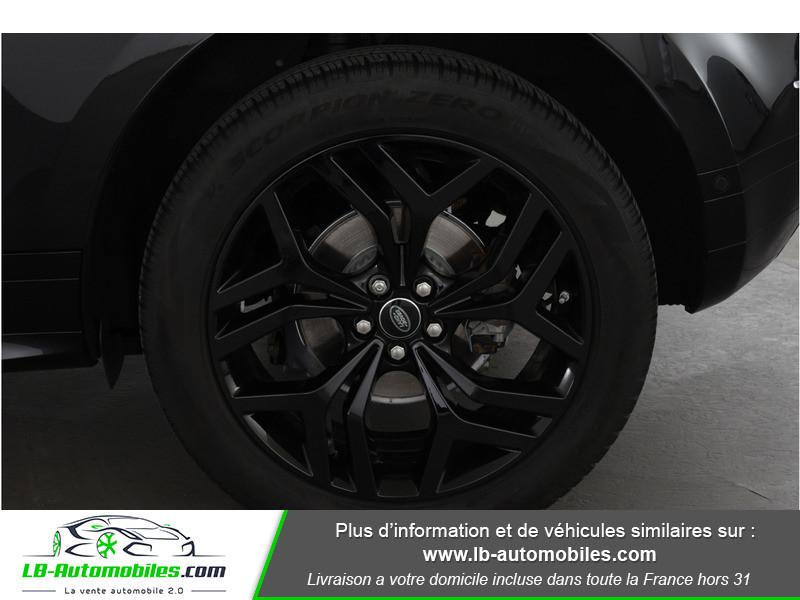 Land rover Range Rover Evoque D150 AWD BVA9 Noir occasion à Beaupuy - photo n°15