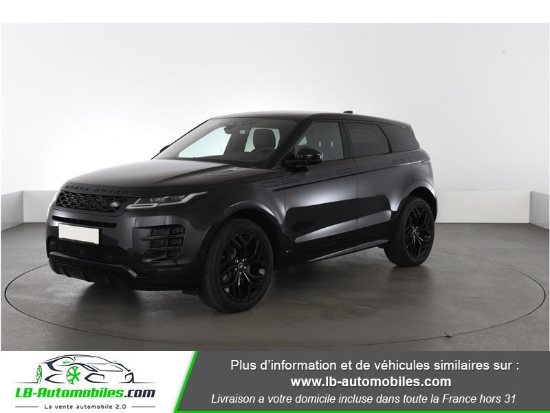 Land rover Range Rover Evoque D150 AWD BVA9 Noir occasion à Beaupuy