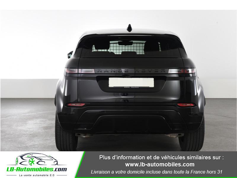 Land rover Range Rover Evoque D150 AWD BVA9 Noir occasion à Beaupuy - photo n°16