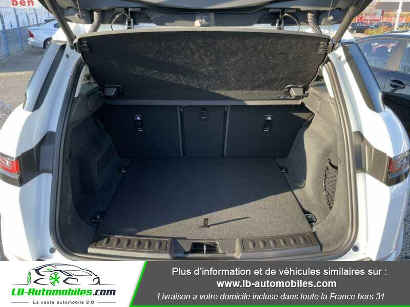 Land rover Range Rover Evoque D150 AWD BVA9 Blanc occasion à Beaupuy - photo n°4