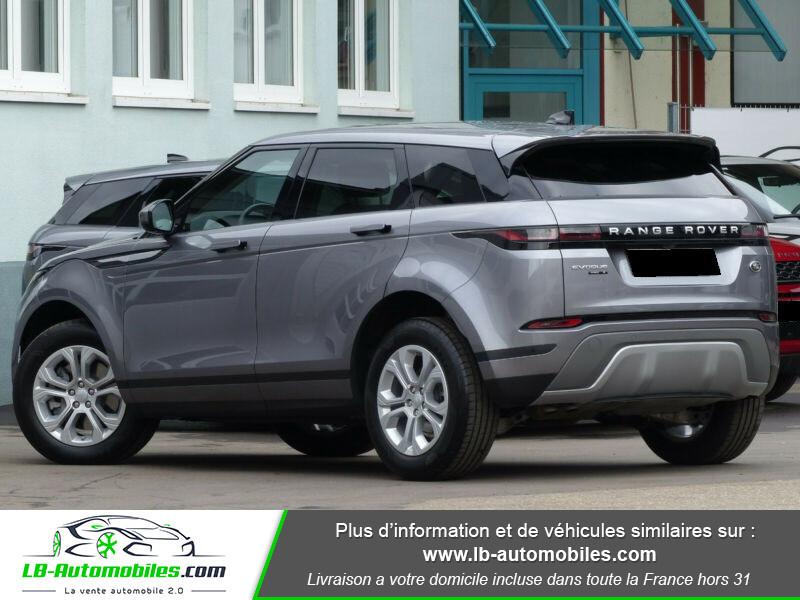 Land rover Range Rover Evoque D150 AWD BVA9 Gris occasion à Beaupuy - photo n°3