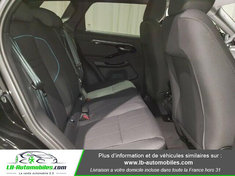 Land rover Range Rover Evoque D150 AWD BVA9 Noir occasion à Beaupuy - photo n°10