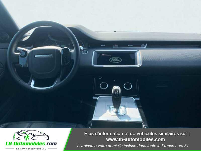 Land rover Range Rover Evoque D150 AWD BVA9 Gris occasion à Beaupuy - photo n°2