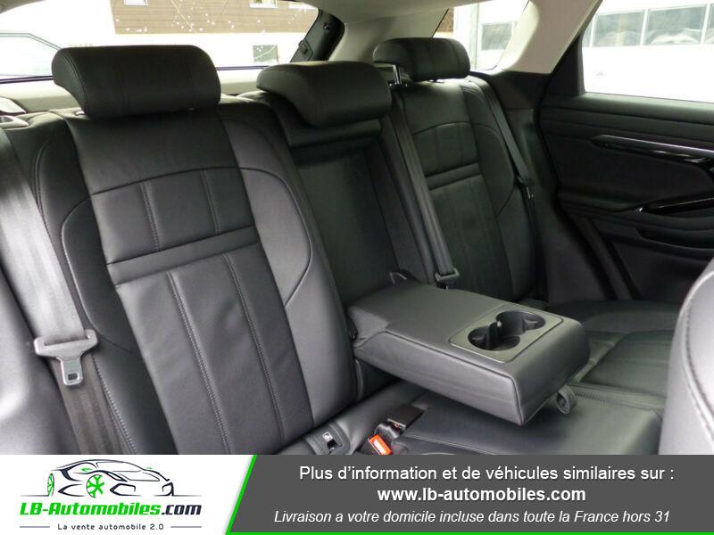 Land rover Range Rover Evoque D150 AWD BVA9 Gris occasion à Beaupuy - photo n°9