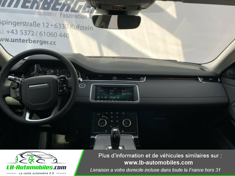 Land rover Range Rover Evoque D150 AWD BVA9 Argent occasion à Beaupuy - photo n°2