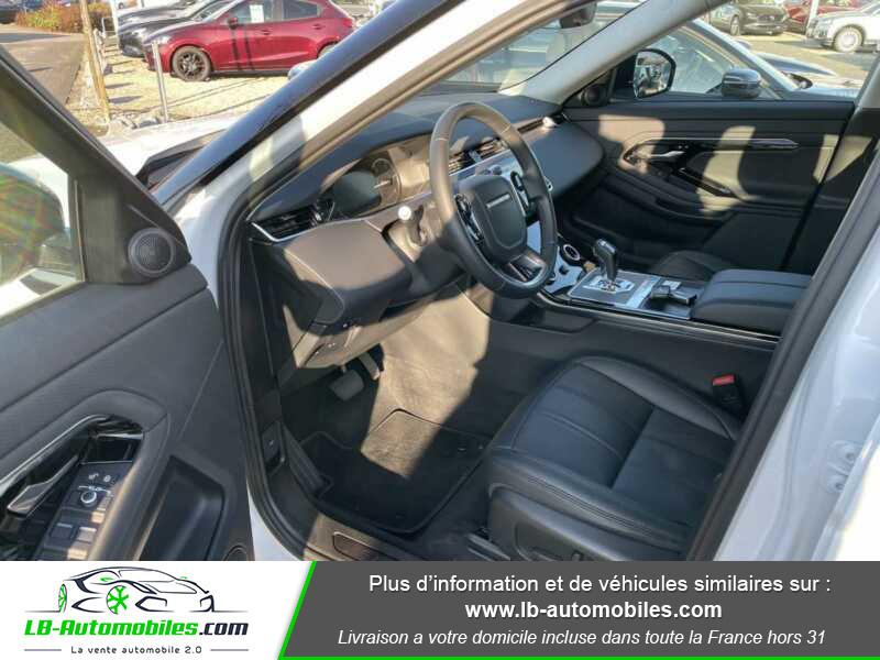 Land rover Range Rover Evoque D150 AWD BVA9 Blanc occasion à Beaupuy - photo n°5