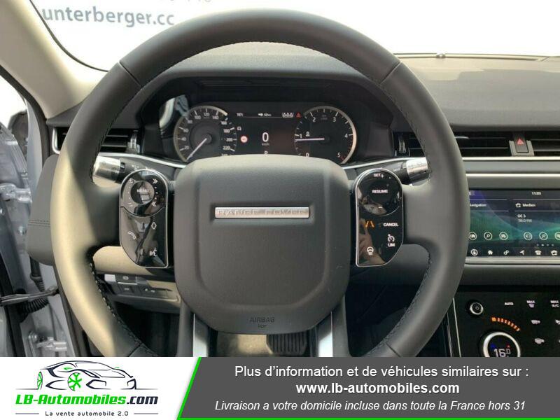 Land rover Range Rover Evoque D150 AWD BVA9 Argent occasion à Beaupuy - photo n°6
