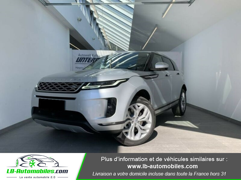Land rover Range Rover Evoque D150 AWD BVA9 Argent occasion à Beaupuy
