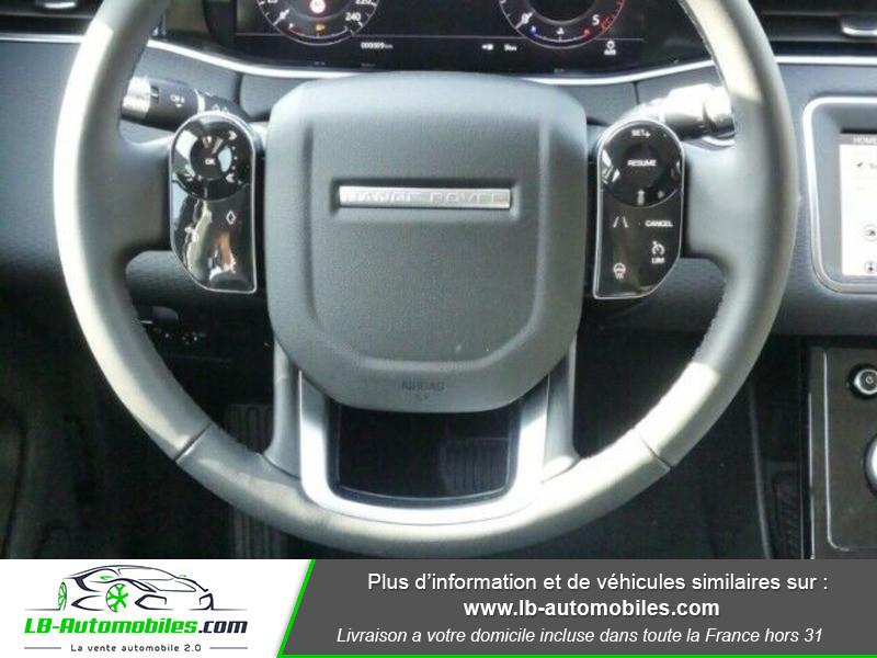 Land rover Range Rover Evoque D150 AWD BVA9 Noir occasion à Beaupuy - photo n°7