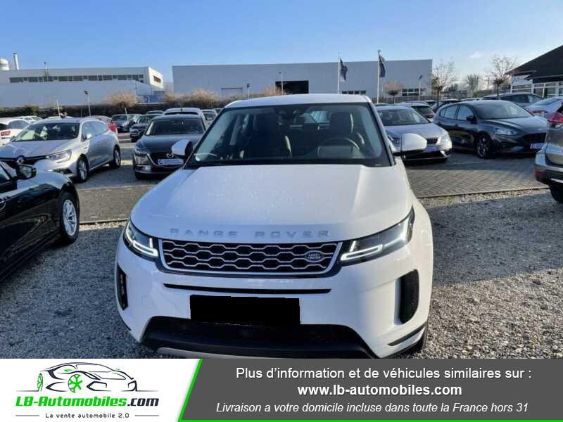 Land rover Range Rover Evoque D150 AWD BVA9 Blanc occasion à Beaupuy