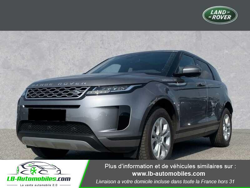 Land rover Range Rover Evoque D150 AWD BVA9 Gris occasion à Beaupuy