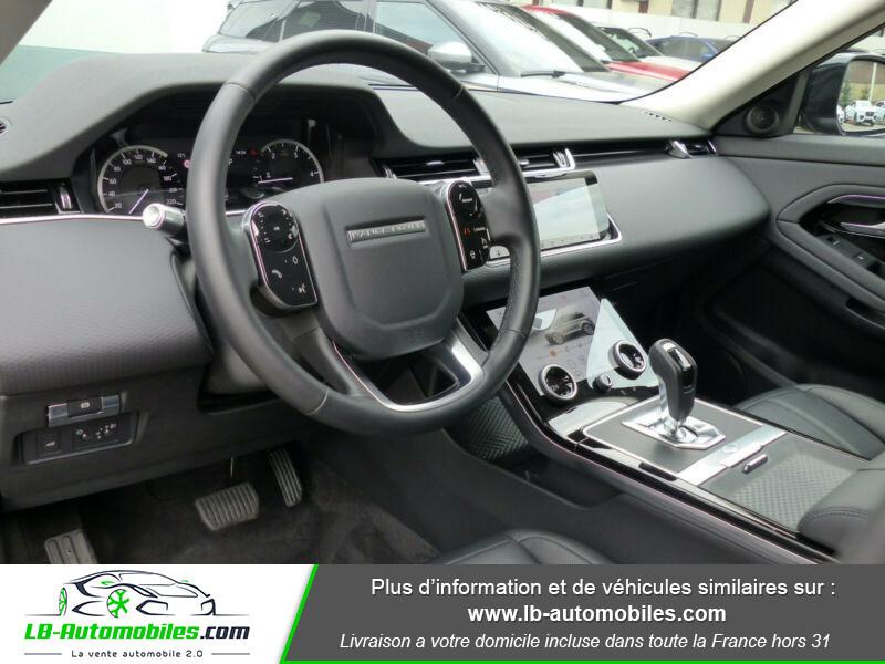 Land rover Range Rover Evoque D150 AWD BVA9 Gris occasion à Beaupuy - photo n°7