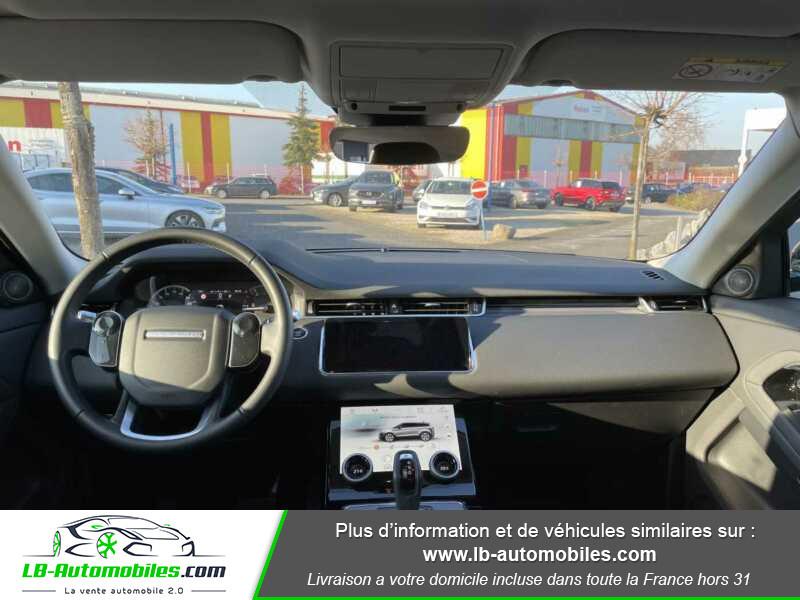 Land rover Range Rover Evoque D150 AWD BVA9 Blanc occasion à Beaupuy - photo n°2