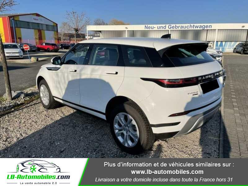Land rover Range Rover Evoque D150 AWD BVA9 Blanc occasion à Beaupuy - photo n°3