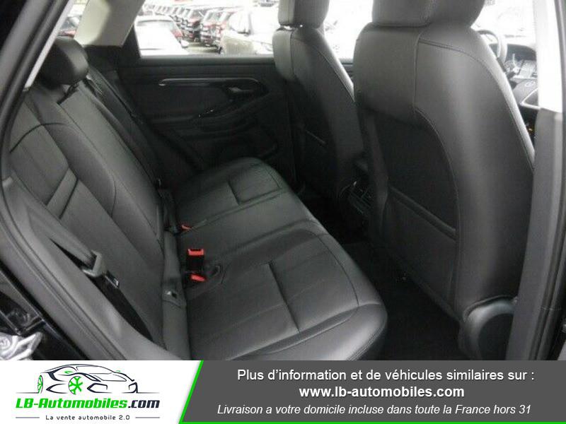 Land rover Range Rover Evoque D150 AWD BVA9 Noir occasion à Beaupuy - photo n°11