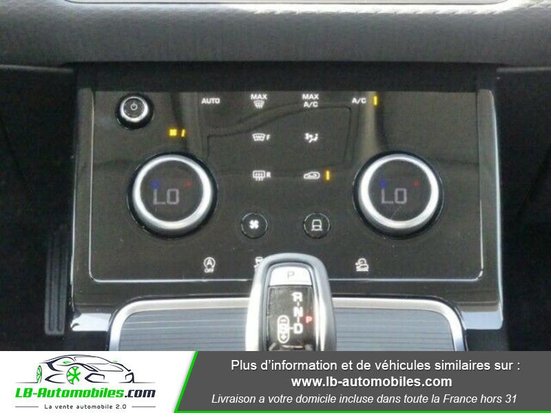 Land rover Range Rover Evoque D150 AWD BVA9 Noir occasion à Beaupuy - photo n°9