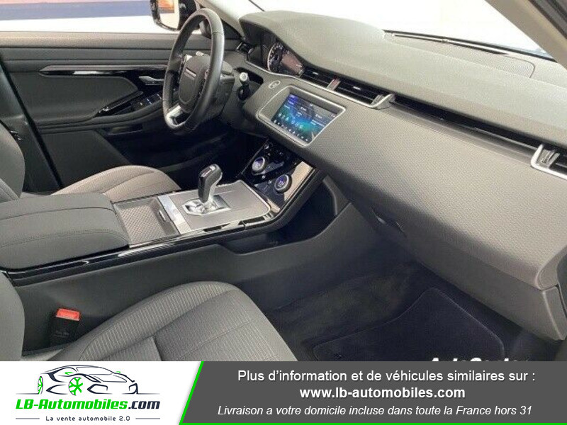 Land rover Range Rover Evoque D150 AWD BVA9 Noir occasion à Beaupuy - photo n°6