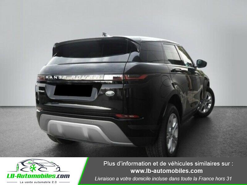 Land rover Range Rover Evoque D150 AWD BVA9 Noir occasion à Beaupuy - photo n°3
