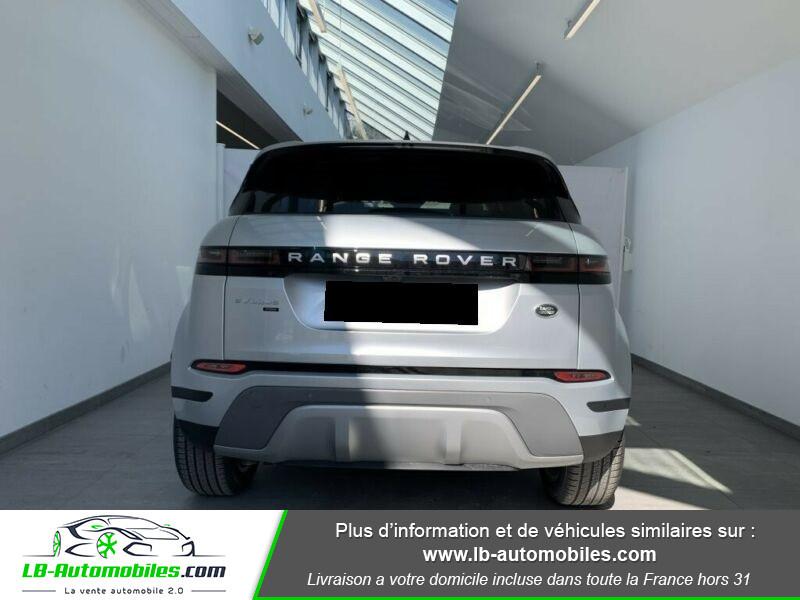 Land rover Range Rover Evoque D150 AWD BVA9 Argent occasion à Beaupuy - photo n°3