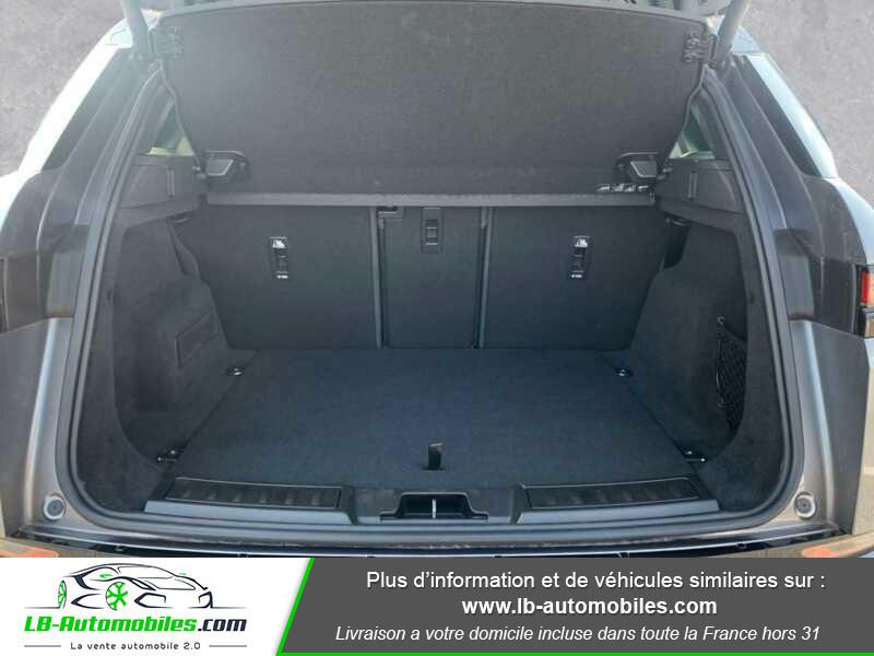 Land rover Range Rover Evoque D150 AWD BVA9 Gris occasion à Beaupuy - photo n°4