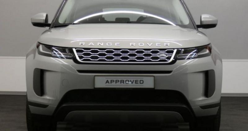 Land rover Range Rover Evoque D150 S AWD Auto. Gris occasion à Petange - photo n°2