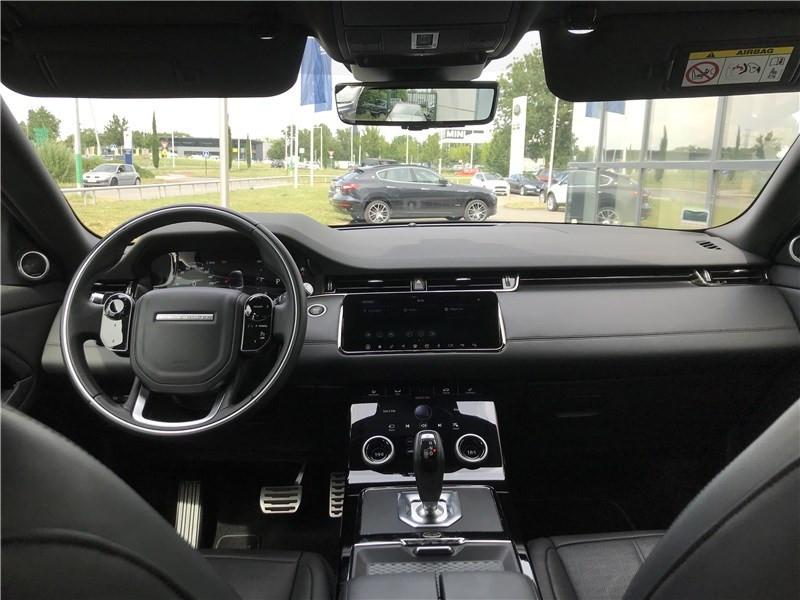 Land rover Range Rover Evoque D180 AWD BVA9 R-Dynamic HSE  occasion à LABEGE CEDEX - photo n°12