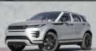 Land rover Range Rover Evoque D180 R-DYNAMIC Gris à Boulogne-Billancourt 92